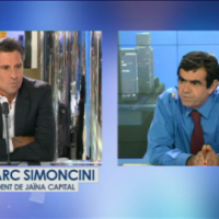 Interview de Marc Simoncini sur BFM Business
